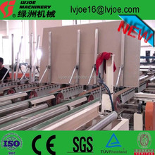 2015 new design exported paper faced gypsum powder production line