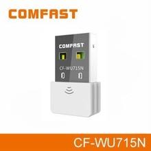 COMFAST CF-WU715N 150Mbps Mini Usb Wireless Router Wifi Modem Adapter
