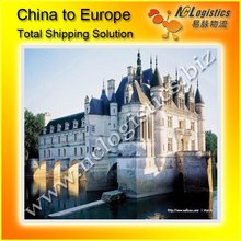 International logistics ship from China to France