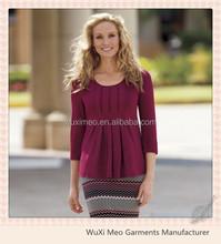 women's model blouse for uniform hand designs forma blouse
