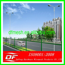 used wrought iron fence /Highway guardrail for sale (China direct supplier)