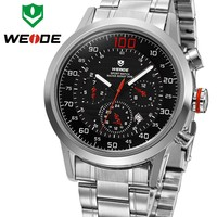 Chiness factory price Full Stainless Steel Watch with Top Quality Movement Quartz