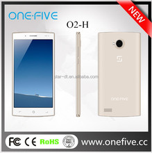 OneFive O2-H 5.0 Inch Qualcomm MSM8916 quad core dual sim dual standby 4G GPS WIFI smart custom android oem mobile phone