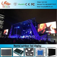 RGX U65 pixel pitch 10mm outdoor led display rental led scoreboard nichia led outdoor video display