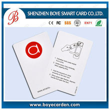 Full Color Printed 125Khz Access Control Card/125Khz Access Card(14 years manufacturer)