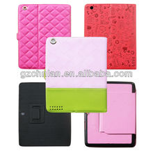 Accept Paypal cover for iPad 3 foldable leather case
