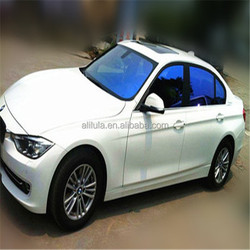 Nice no color fading UV rejection heat resistant sun-shading glass protective film for car