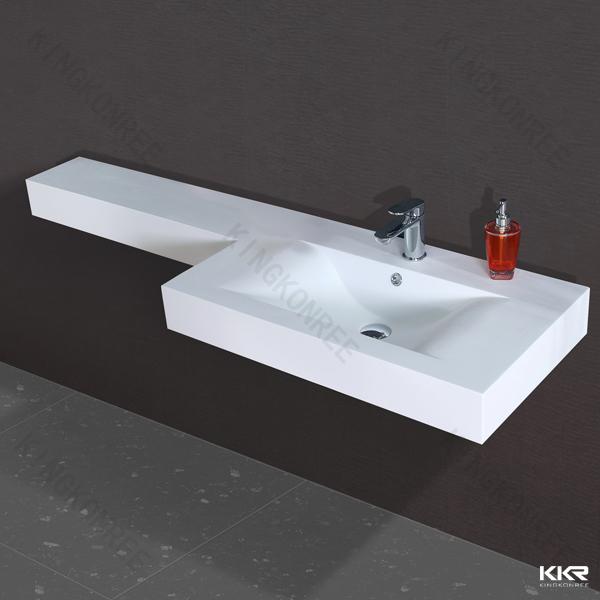 hoge kwaliteit wastafel meubels/badkamer tafel top wastafel, Badkamer
