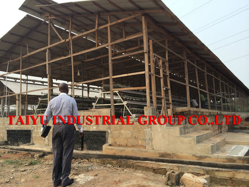 Poultry Farming in Kenya-layers Poultry Farm Design For Layers