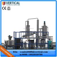 High efficiency processing no pollution low-tempreture vacuum oil purifier