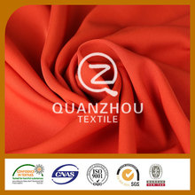 Polyester fabric supplier Shaoxing supplier Formal spandex polyester fabric