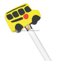 beautiful bus eraser