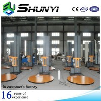 Alibaba express goods shrink wrapping machine