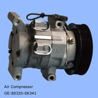 Auto AC Compressor For Toyota Hilux Vigo 2004-2008 Model 88320-0K341
