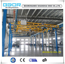 2 ton Europe Easy operate New Combination Free-standing lifting Crane with CE certificate for sale