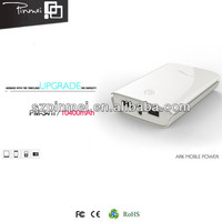portable power bank charging for mobile phones