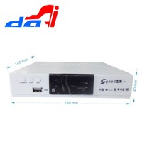 2015 new Chile speed hd s1 decodificadores satelitales hd with iks sks iptv decodificadores