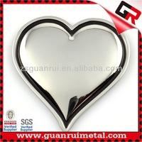 Good quality classical chrome car emblem auto badge