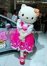 2013 en71 hello kitty traje de la mascota para la venta