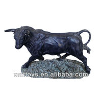 Antique Carving Water buffalo
