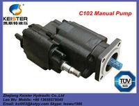 C102 dump truck pump Manual or Airshift Commercial pump