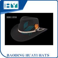 China Wholesale Custom cowboy western hats