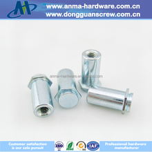 2015 hot sale NEW standoff fastener with blue zinc
