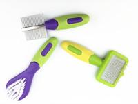 3 Pieces Dog Grooming Kit Pet Grooming Tool Set Cat Grooming Tools dog grooming equipment