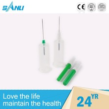 multi-muestra de la aguja de acupuntura