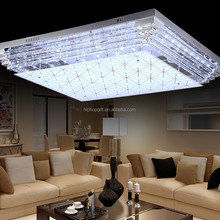 2015 HIPHOP New Style LED Crystal Ceiling Light