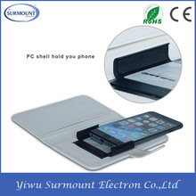 Top Quality Card slot Flip PU leather phone case Wallet Cell Phone Case For iphone/samsung