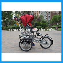 3 ruedas del cochecito de bebé bicicleta adulta en venta