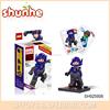 Superb quality figure hero games building block for children
