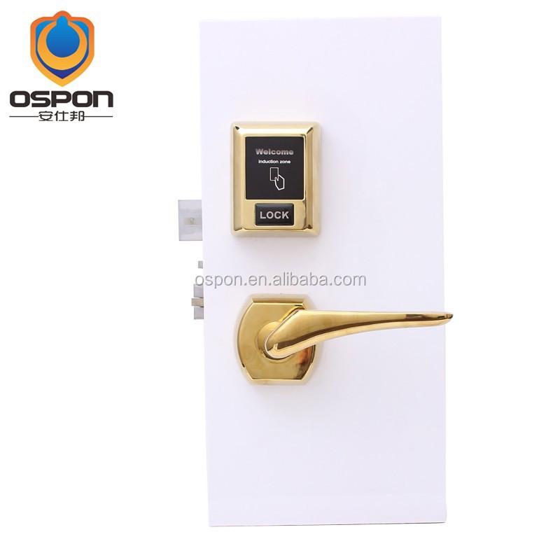 how to use nfc on door lock
