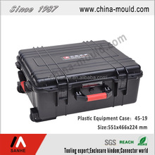 high security trolley abs tool case