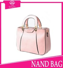 High quality shoulder bag women bags 2015 Fashion Ladies PU Shoulder Bag High Quality Women handbags
