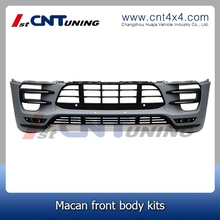 2014 Macan bodykits for Turbo car accessories