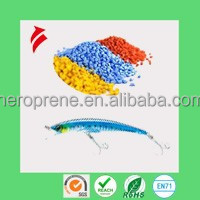Thermoplastic Elastomer TPE for fish bait