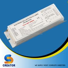Creator PH2 series 47-91W 78-167W UV germicidal lamp manufacturer for T5 UV lamp UV Electronic Ballast