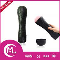 HK IBang Adult Sex Toys Silicone Female Vagina Cup For Man