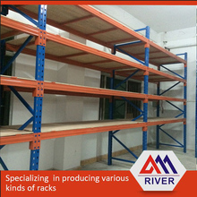 Dongguan ISO and CE certificate Q235b steel warehouse storage heavy duty racking