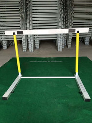 Athletic adjustable Hurdle for training