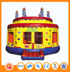 cheap Cake Bounce House for sale