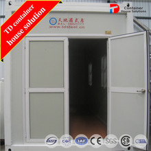 smart low cost green container building