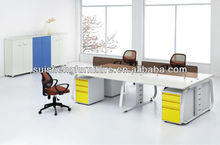 2012 Hot-sale new style office furniture for staff wooden workstation A021