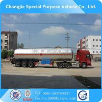 Professional tanks shipment lpg fuel tank semi trailer pressure vessel for LPG gas
