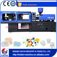 24.1-18.4 Screw L/D ratio 260 pet ton plastic injection machine