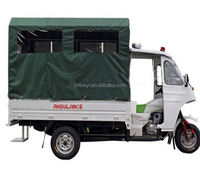 200cc4 stroke classic ambulance tuk tuk for sale