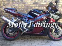 for Suzuki gsxr1000 fairing GSXR1000 K3 2003-2004 red black