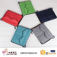 Factory custom fashion pouch & sleeve , for ipad tablet bag